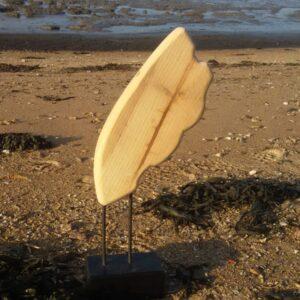 texel eiland vorm beeld